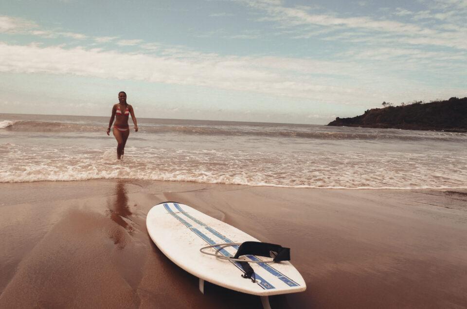 J'ai testé le surf en Australie